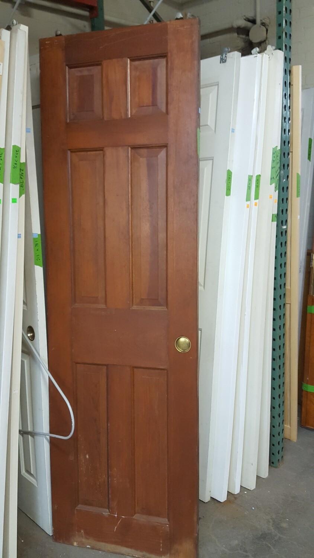 Solid 6-panel Door 24 x 79-1/4