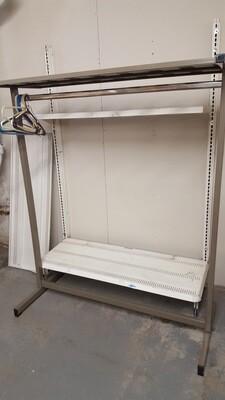 Metal Coat Rack (OR)