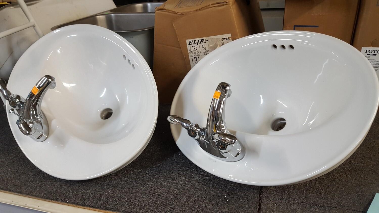 Kohler Bathroom Sink with faucet (OR)
