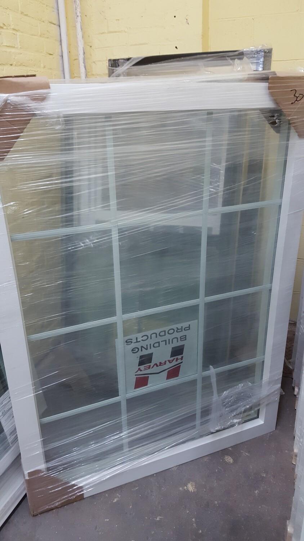 Harvey picture window, new 38.25x50.5