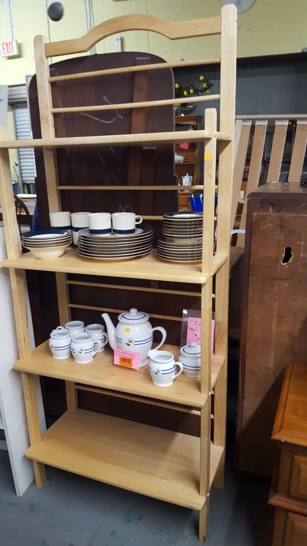 Wood Baker's Rack (OR)