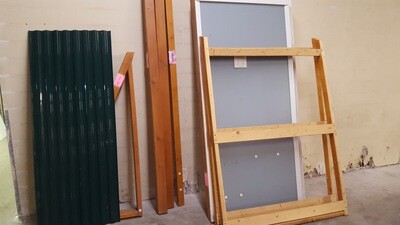 Booth / Home Show setup (CL)