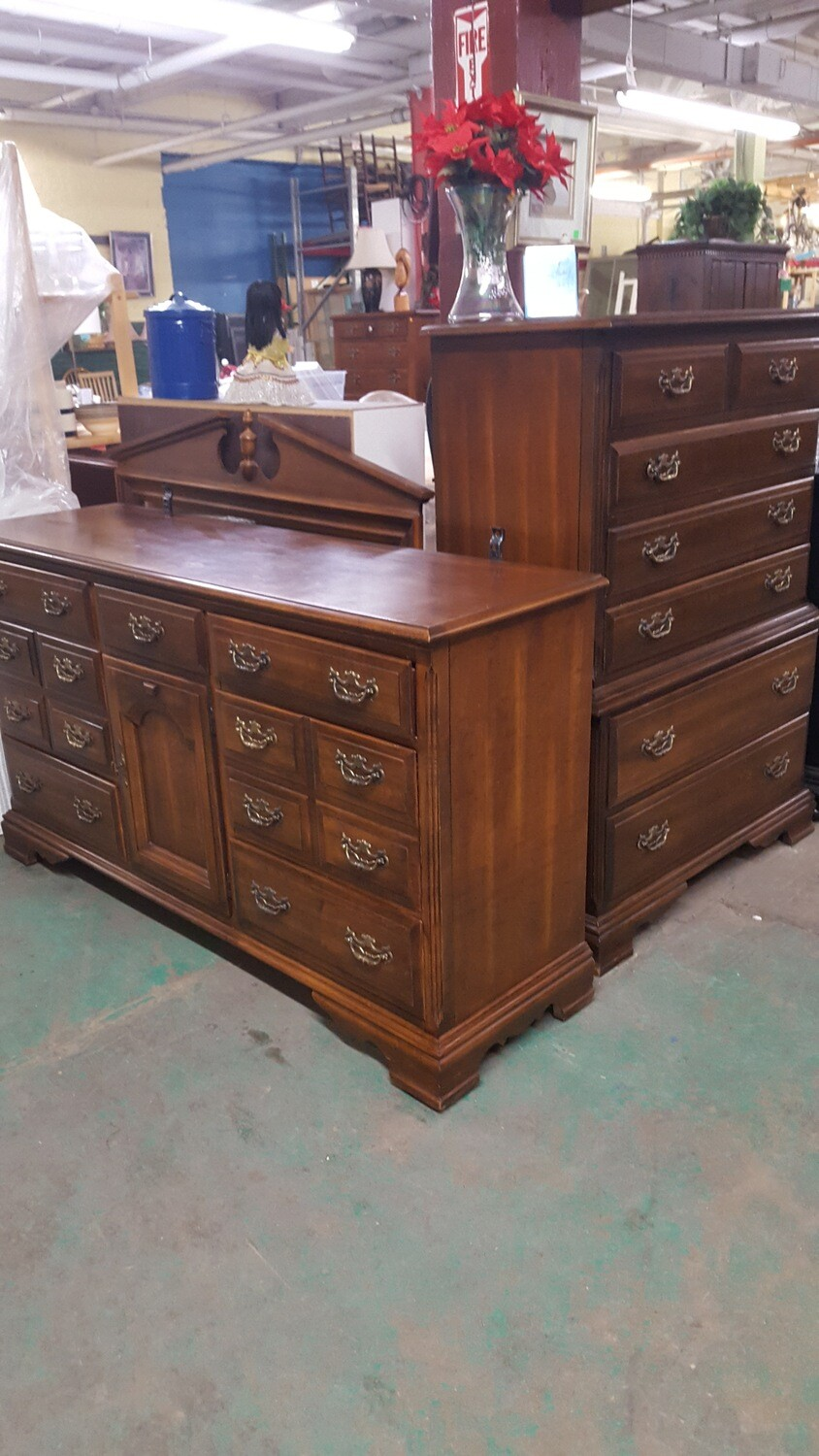 Matching Dressers by Sears (P)