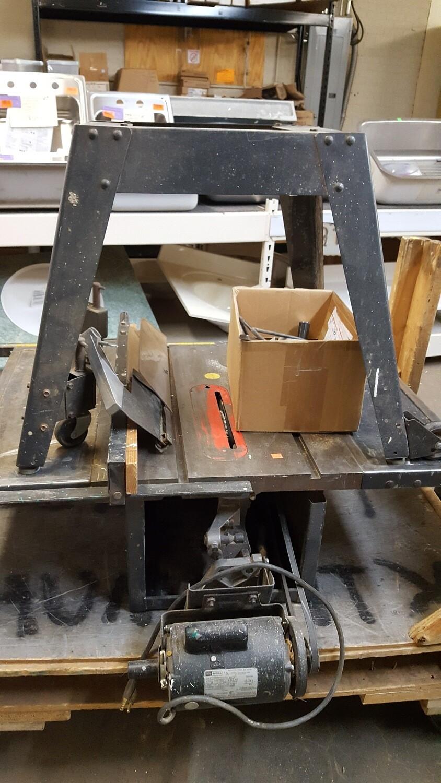 "Craftsman 10"" Table Saw (p)"