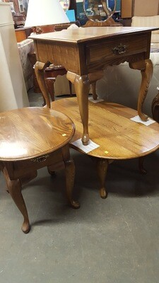 Kincaid Oak Tables  (or)