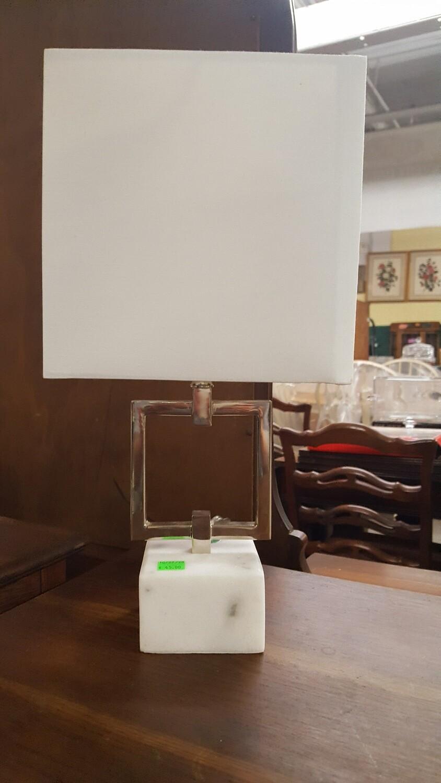 Chrome Table Lamp (cl)