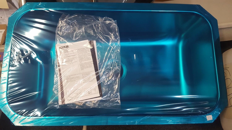 New Kohler Stainless Sink (p)