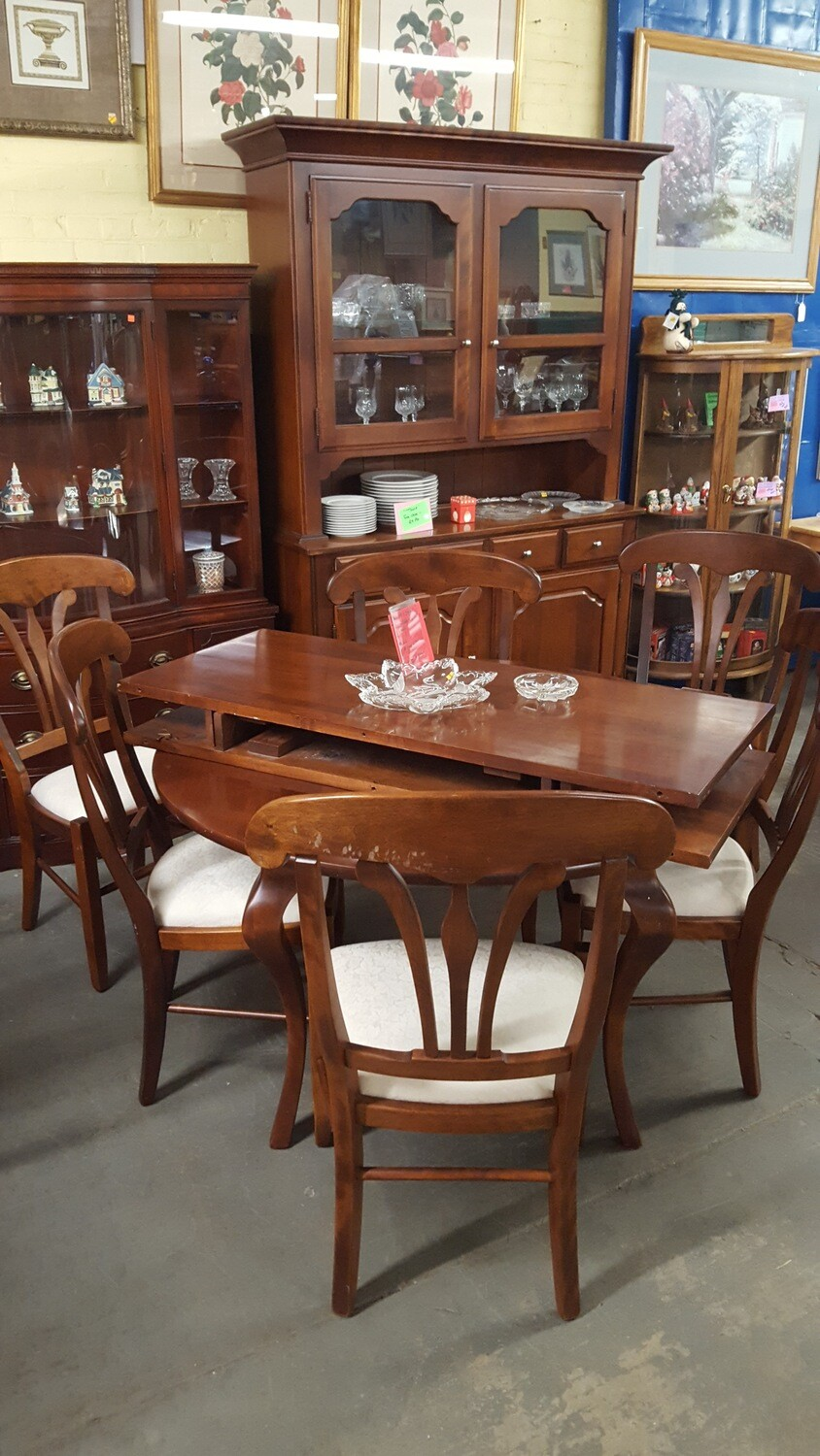 Nichols and Stone Dining Set (p)