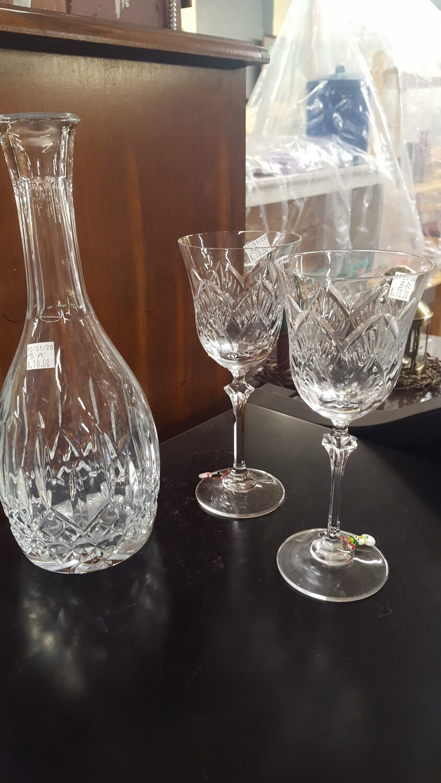 3-piece Wine Decanter Set (p)