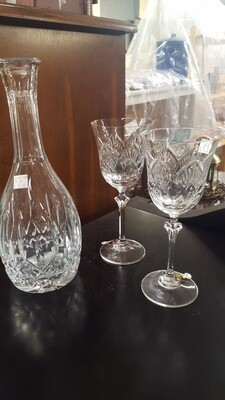 3-piece Wine Decanter Set (p)