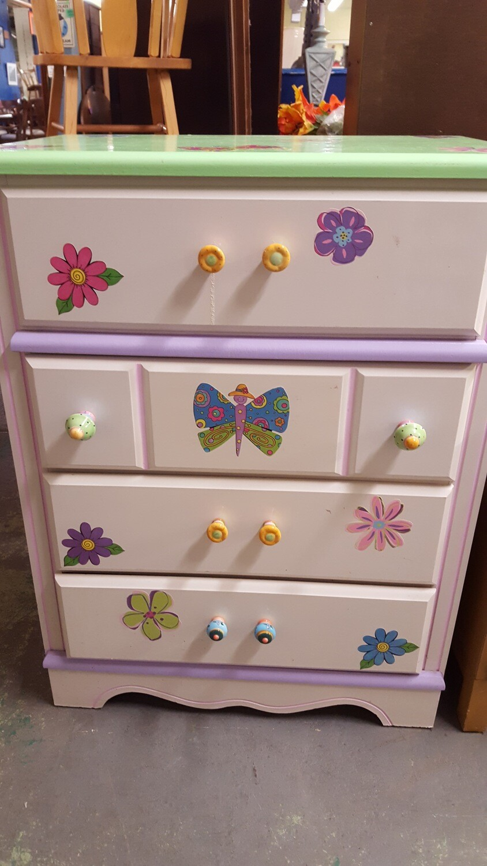 Flower power dresser! (p)