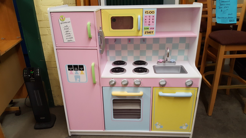 KidKraft Pastel Play Kitchen (p)