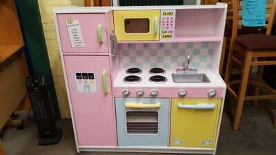 KidKraft Pastel Play Kitchen (p)