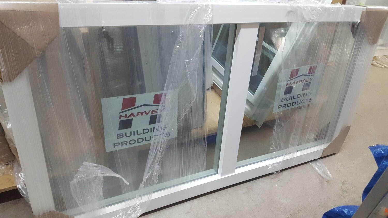 Harvey Tempered Glass Windows