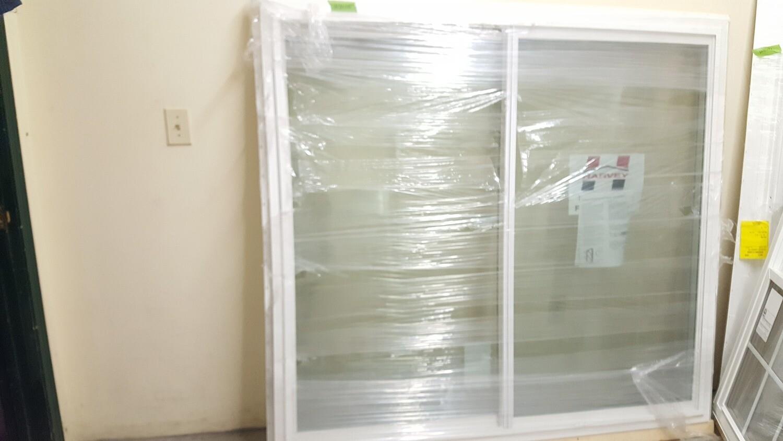 Casement 65.5x60 - W0105
