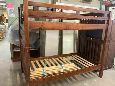Bunk Beds, cosmetic TLC needed (B)