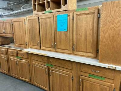 Kitchen Cabinet Set (B)