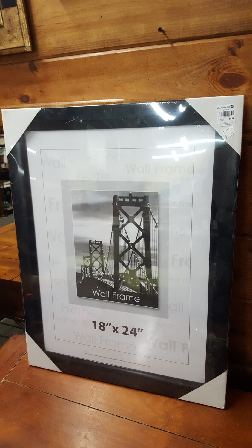 18x24 Picture Frame, new