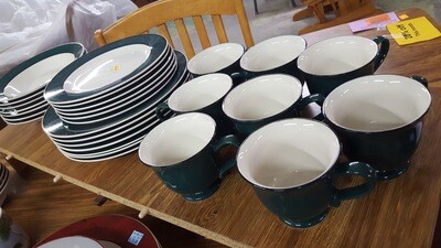 Gibson Dishes, 28 pc set (CL)