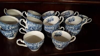 Tea Cups, England (B)