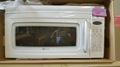 Maytag Microwave, new in box (B)