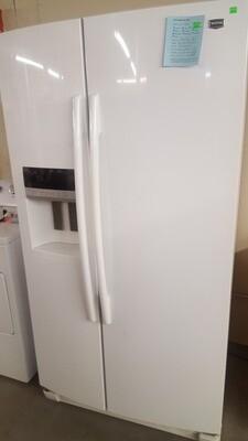Maytag Side-by-Side Refrigerator (g)