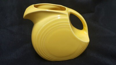 Fiesta Ware Pitcher (g)