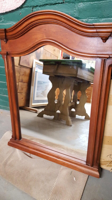 Beautiful Framed Mirror!  (b)