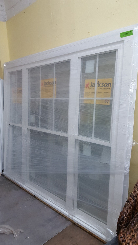 Triple DH Window 78x65, W0150