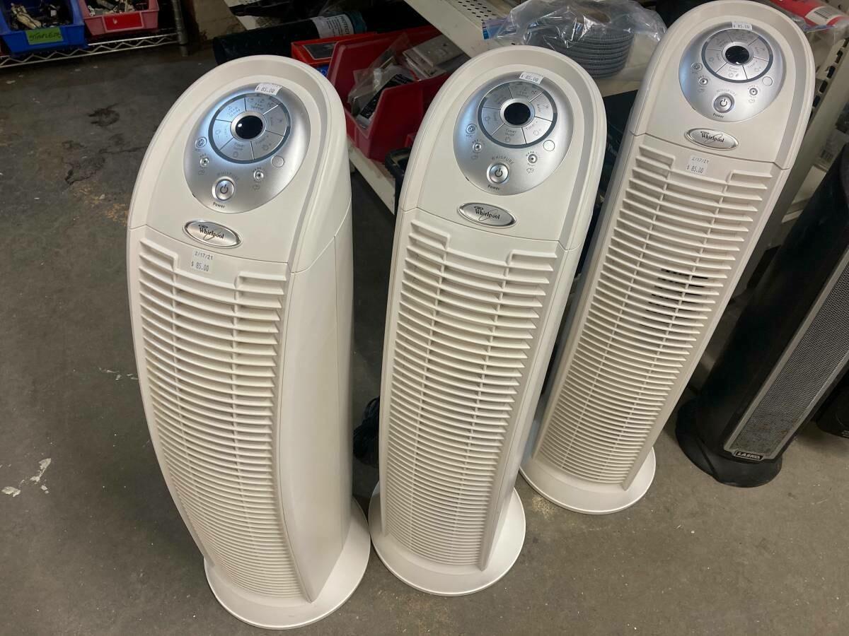 Whispure Air Purifier (g)