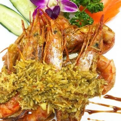 Shrimp Coconut Flake Sauce 赤エビココナッツフレークソース