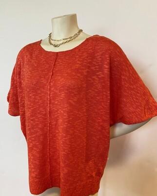 Dollman Sleeve Sweater