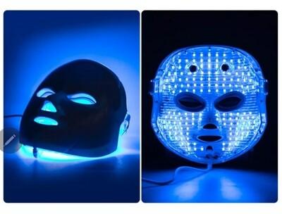 7 Color LED Photon Face Mask