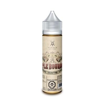 Apple Bourbon 100ml Bottle