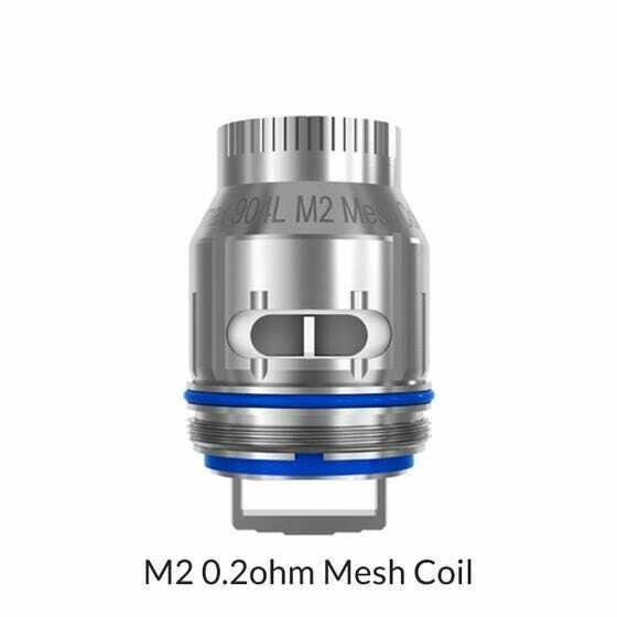 Freemax 904L M2 0.2ohm Mesh Coil (Fits M Pro 2) 3/PK