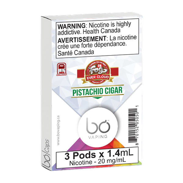 Dr. Fog Ever Cloud - Pistachio Cigar