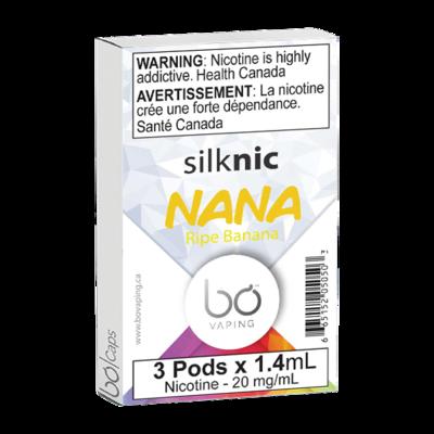 Silknic - Nana - Ripe Banana