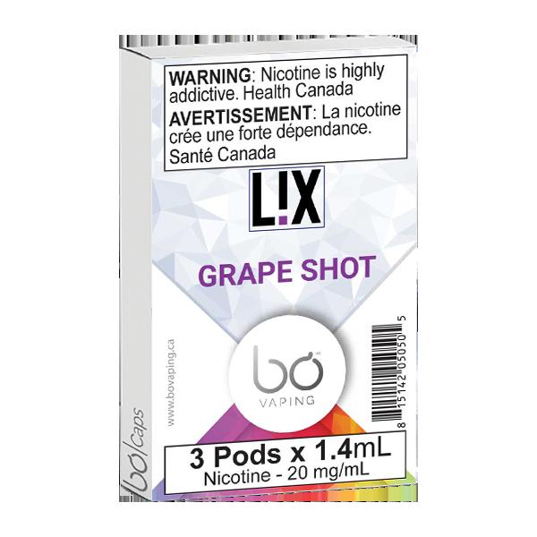 Lix - Grape Shot