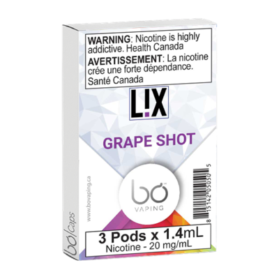 Lix - Grape Shot