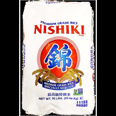 NISHIKI PREMIUM RICE 锦米50#