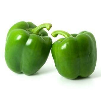 Green Bell Pepper 綠青椒