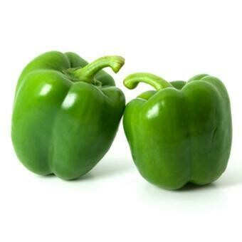 Green Bell Pepper 綠青椒