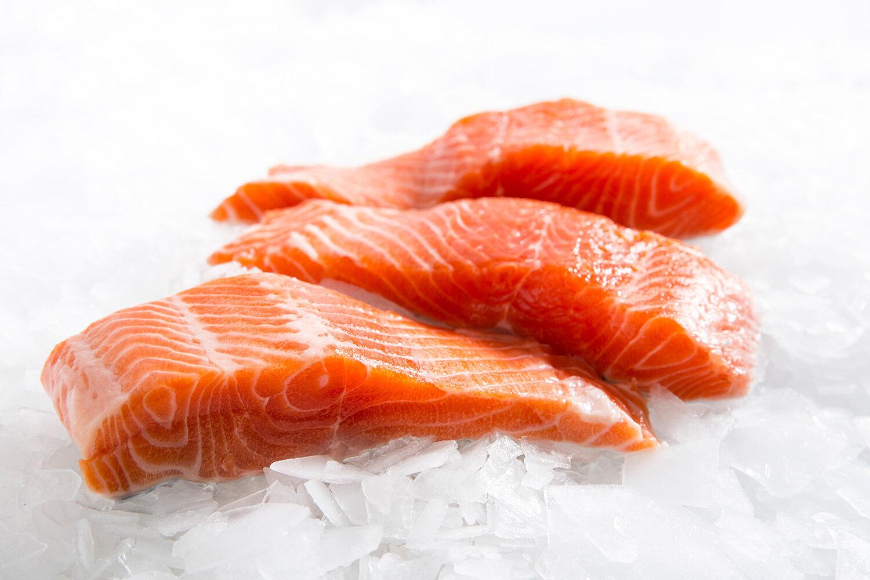 Salmon 三文鱼