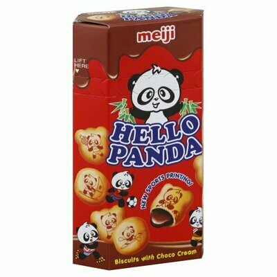 MEIJI HELLO PANDA BISCUIT CHOCOLATE