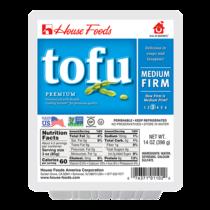 House Tofu (4 kinds)日本豆腐