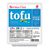 House Tofu (4 kinds)日本豆腐