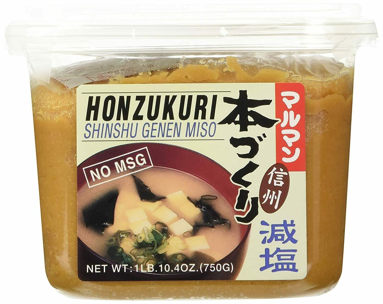 Honzukuri Miso Paste