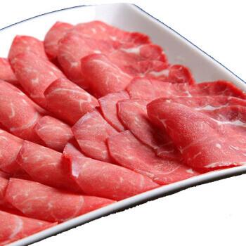 BEEF EYE ROUND SLICED 火鍋牛肉片