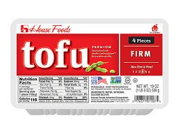 Tofu (House) 19oz 日本老豆腐