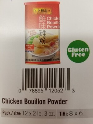 LKK CHICKEN BOUILLON POWDER 鮮味雞粉